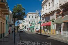 Calle Isabel; Ponce, Puerto Rico