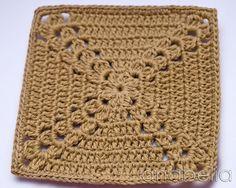 Granny square 4 by Anabelia