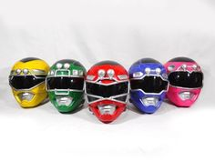 You'll find lots of Power Rangers and Star Wars GIF's around here, lots of them. May the power protect you and the force be with you! Power Rangers Helmet, Power Rangers Turbo, Power Rangers In Space, Power Rangers Toys, Go Go Power Rangers, Power Rengers, Childhood Tv Shows, Mighty Morphin Power Rangers, Live Action