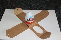 breti68 - Kreativ mit Papier: Noch eine Anleitung für Ostern