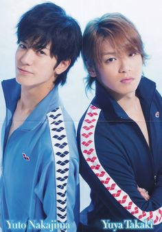Takaki Yuya , Nakajima Yuto - Hey! Say! JUMP HSJ hey say best #yuya #takaki #japan #boys Hot Boys, Pop Group, Pretty Face, Beautiful Men, Actors, Guys, Sayings, Sexy, Asian