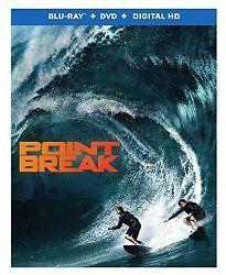 Point Break [Blu-ray/DVD] [2 Discs] [Eng/Fre/Spa] [2015]