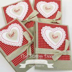Tutorial: Matchbook Valentine Treat
