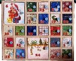 Adventné kalendáre Christmas Crafts, Xmas, Concrete Garden, Bead Art, Diy And Crafts, Projects To Try, Textiles, Holiday Decor, Crochet