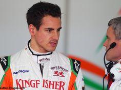 #sutil è stato ingaggiato dalla #sauber! #f1 #f1news #formula1 #formulaone #formula1news #skysportf1hd #news