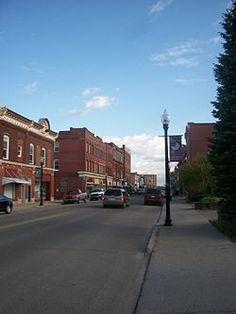 Kane, Pennsylvania - Where I Grew Up