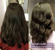 Digital Perm Picture Gallery | momo hair - Toronto