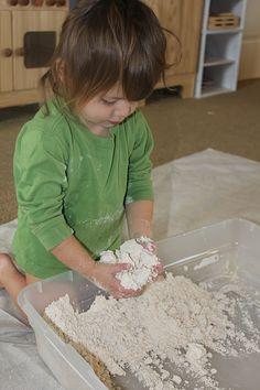 cloud dough  Play At Home Mom LLC