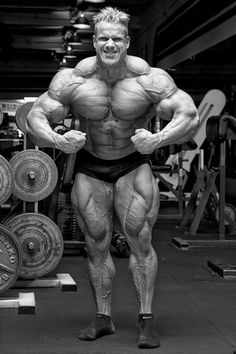Jay Cutler. Determination, strength, dicipline, diet, training, life style, commitment.. Bodybuilding!
