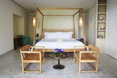 Room at Point Yamu #interiors