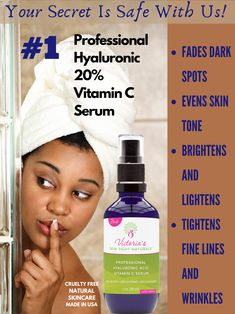Vitamin C Serum Benefits - 10 Miracle Benefits Of Vitamin C Serum & Hyaluronic Acid For Looking Younger Skin. Get compliments on your beautiful new skin! Skin Tightening Lotion, Vitamin C Serum Benefits, Skin Care Home Remedies, Hair Care Recipes, Cellulite Remedies, Celebrity Workout, Younger Skin, Skin Serum, Hyaluronic Acid