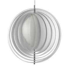 Moon Pendant light - Verner Panton