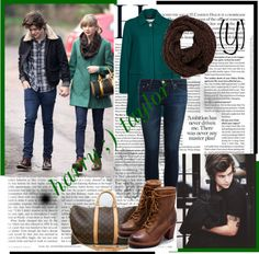 """""""haylor :D ;)"""" by nimakhan ❤ liked on Polyvore"""