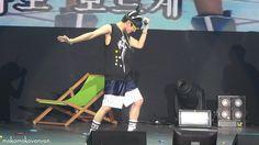 140727 틴탑 팬미팅 ANGEL VACANCE 노래방 엘조 (TEENTOP Fan Meeting Karaoke L.Joe)