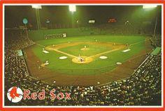 Red Sox, Fenway Park Boston, Massachusetts, USA