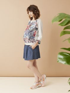 Zwangerschapskledij Sweater 120