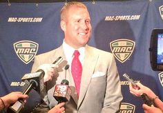 Steelers Ben Roethlisberger Inducted Into MAC Hall Of Fame