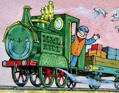 Ivor the Engine Television | DoYouRemember.co.uk