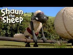 Shaun the Sheep - Championsheeps - Weightlifting (+playlist)