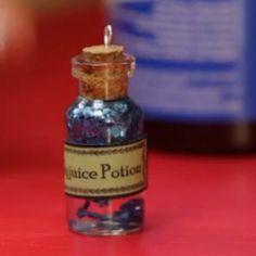 Hermione's Potion Necklaces   AllFreeJewelryMaking.com