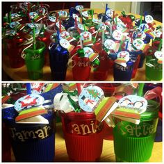 gifts for students from teacher: personalized tumblers are cheap and easy to make
