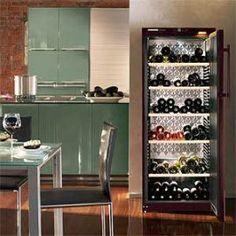 wine fridge? yes, please