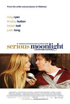 Ay Isigi - Serious Moonlight - 2009 - DVDRip Film Afis Movie Poster
