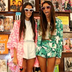 Our fave girls @howtwolive are in!