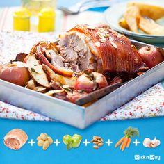 A moist on the inside, crispy on the outside kind of #Easter roast! #dailydish #picknpay #freshliving
