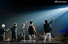 Bigbang on tour / what a concert