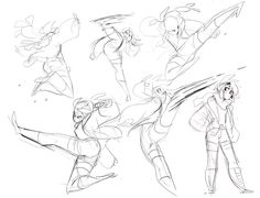 Nargyle - Character Design Page