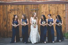 bridal party, Smithville Mansion, BG Productions Photography and Videography