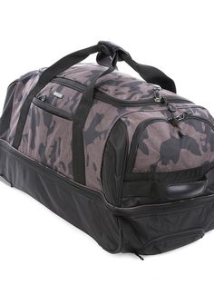 760mm Double Decker Trolley Duffle - Check in Luggage - Luggage