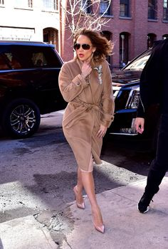 Pin for Later: When It Comes to Street Style, No One Can Beat Jennifer Lopez March 2016 in New York City