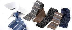 シャツ&ネクタイ専門店 ozie| 大人顔のニットタイ 落ち着きのある色合いと味わいのあるジャンブレーがいい感じです。 軽やかにモダンに、クールビズのタイドアップに、 ニットタイはいかがですか! #ozie #mens shirt #mens fashion #dress shirt  #オジエ #メンズファッション #メンズシャツ #ワイシャツ #ワイシャツコーデ  #Tie #necktie #ネクタイ #タイドアップ #coolbiz