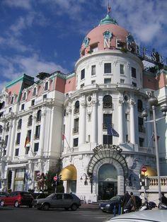 Hotel Negresco in Nice. A True Leading Hotel of the World
