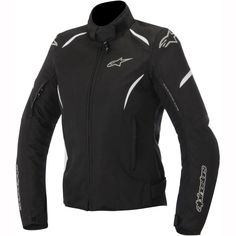 SPECIAL OFFER: Alpinestars Gunner Stella Jacket WP - Black White