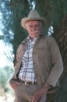 "Richard Farnsworth,  a wonderful character actor; and I encourage you to seek out his films to see a great actor at work!  He elevated any production he was part of.  He was also in the PBS production of ""Anne of Green Gables"", with the superb, Colleen Dewhurst, and Megan Follows, as Anne Shirley, which ran in the 1980s."
