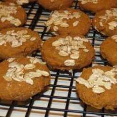 sweet potato dog cookies