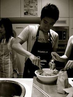 Lotus Root Tofu Dumplings: Shojin Ryori Cooking (4 vegetarian recipes) | www.SPORTinc.net