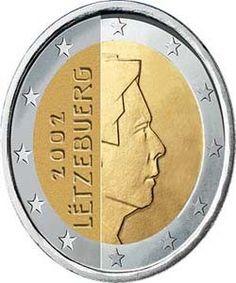 Luxemburg 2004 2 € UNC