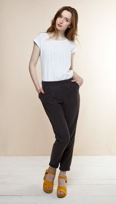 Perfect black trousers?