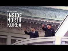 ABC News' Bob Woodruff takes you on a rare trip inside North Korea as the country marks the anniversary of its Worker's Party with a giant military para. North Korea Tv, Inside North Korea, Augmented Reality, Virtual Reality, Abc Good Morning America, Asian Studies, Workers Party, Economic Systems, Abc News