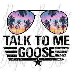 Talk to me goose, top gun aviators design for printing / tshirts/ sublimation PNG / Vinyl Cutout Herbalife Shake Recipes, Cricut Tutorials, Cricut Ideas, Sublime Shirt, Free Graphics, Personalized T Shirts, Tee Design, Talk To Me, Boutique