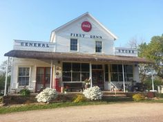 """Today, the store is known as the """"First Dawn General Store"""" and draws in locals as well as visitors passing through town."""