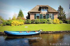 羊角村, 荷蘭