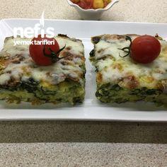 Ispanaklı Sufle ( Nefisss) Quiche, Breakfast, Tat, Food, Morning Coffee, Scrap, Essen, Quiches, Tatoos