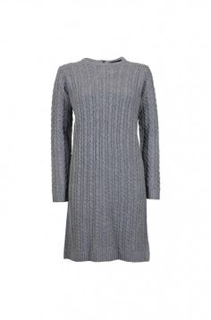 KATE CABLE KNIT DRESS