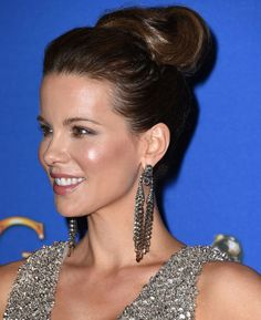 Try Kate Beckinsale's hairstyle next wedding. 14 ways to style your hair for every nuptial on your docket so you never wear the same 'do.