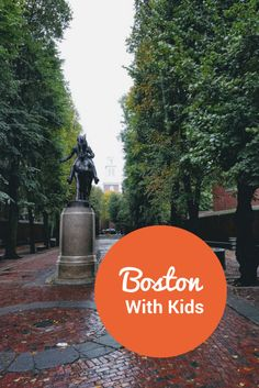 Boston is an easily walkable city full of historic sights, fun activities and delicious food. See why Boston is a favorite place to visit as a family.